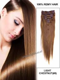 8 Inch Human Hair Extensions by Human Hair Extensions Light Brown U2013 Trendy Hairstyles In The Usa