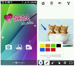 skitch android skitch for android capture annotate and images