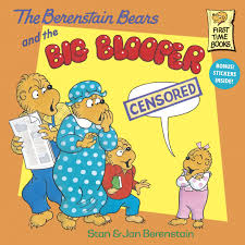 amazon com the berenstain bears and the big blooper