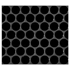 tile black porcelain mosaic shiny look ceramic tiles