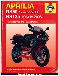 aprilia motorcycle manuals repair manuals online