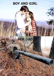 Daughter Meme - daughter dating dad gun funny meme 01 the savannah arsenal project