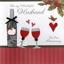 what to get husband for anniversary greeting card happy anniversary honey 1st anniversary greeting