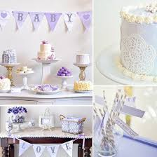 7 baby shower ideas for baby girl lavender color color