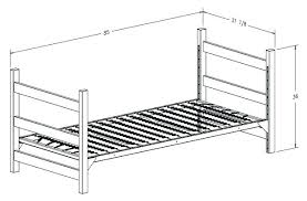 King Bed Frame Dimensions Bed Dimensions Mattress Mattress Dimensions Single Bed