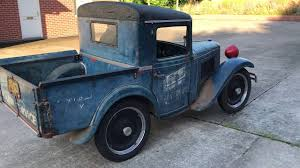 bantam car 1933 american austin bantam pickup truck fred smith youtube