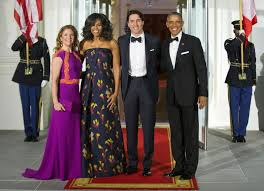 obama dresses and malia obama wore 20k dresses to the canada state dinner