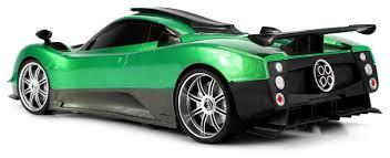 pagani zonda amazon com wfc pagani zonda r remote control rc sports car 1 16
