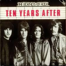 ten years after the legends of rock german 2 lp vinyl record set