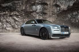 rolls royce wraith modified novitec u0027s spofec refines the refined rolls royce wraith