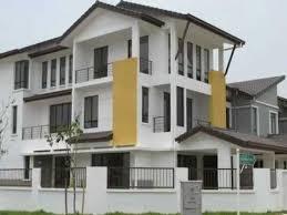 3 storey house denai alam verdania design 2 3 storey terrace houses