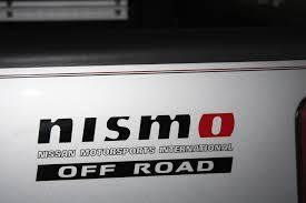 nissan logo vector hi res nismo pic request nissan frontier forum