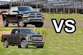 dodge vs ram 2016 dodge ram 2500 vs 2016 ford f 250 design