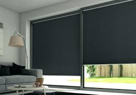 18 inch l shade motorized blackout shades with side channels chnnels regarding