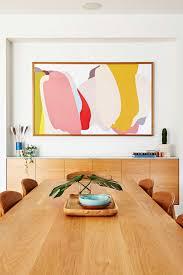 dining room framed art timber dining table sideboard artwork may15 a ubabub sundae