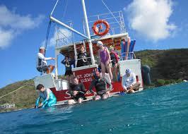 work and fun in sunny st john u s virgin islands sierra club