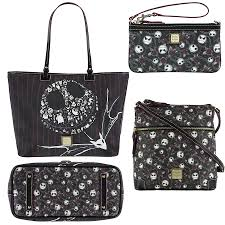 nightmare before dooney bourke bags at d23 expo 2017