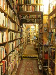 Armchair Books Mission Buchhandlung Schottland Seitenhain