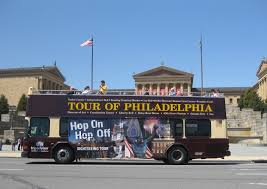 Hop On Hop Off New York Map by Philadelphia Tours Sightseeing Activities And Attractions