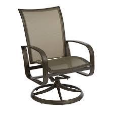 Swivel Patio Dining Chairs Woodard Cayman Isle Swivel Patio Dining Chair U0026 Reviews Wayfair