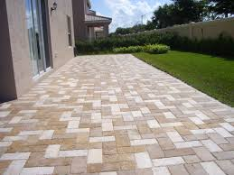 Travertine Patio Patio Pavers Boca Raton Patio Pavers Concrete Brick Pavers