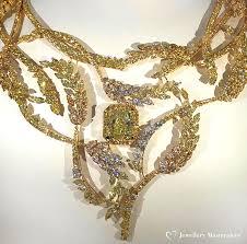 new necklace collection images New les bl s de chanel haute joaillerie collection description jpg