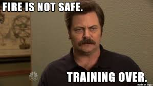Training Meme - fire safety training meme on imgur