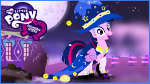 halloween pony dressup princess twilight sparkle my little pony