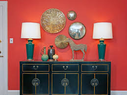 Red Accent Wall by 10 Tips For Picking Paint Colors Hgtv