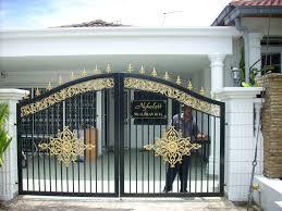 kerala gate designs beautiful hoe from home imanada newest design