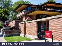 chicago illinois hyde park frederick c robie house national