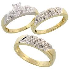 Wedding Ring Sets by 28 Latest Yellow Gold Wedding Ring Sets For Her Interchangeable