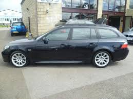 used bmw 5 series estate for sale used bmw 5 series 2005 manual diesel 520d m sport black for sale