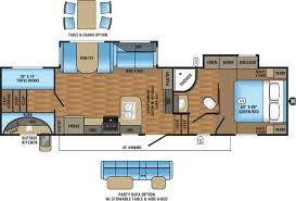 28 fifth wheel trailers floor plans venom v4011qk luxury fifth wheel trailers floor plans for sale 2017 jayco eagle ht 29 5bhok 2792
