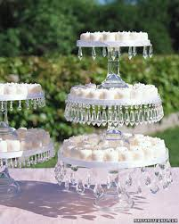 wedding cake stands cheap jeweled cake stands martha stewart