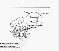 a c compressor clutch relay location the acura legend u0026 acura