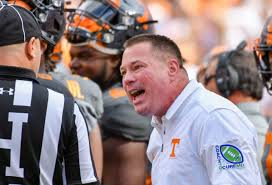 look football fans perfectly troll butch jones with creative