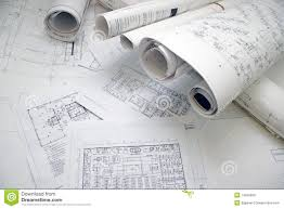 floor plan drawing royalty free stock image image 14535606