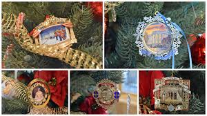 a spoonful of thyme white house ornaments and my cousin