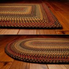 clever ideas country style rugs fine design braided decor