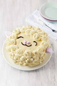 Easter Cake Decorations Recipes by Best 25 Sheep Cake Ideas On Pinterest Easter Cake Cake