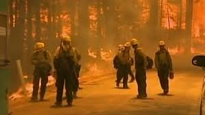 Wildfire Yosemite 2013 by Military Drone Drafted To Tackle Massive Yosemite Wildfire Smoke