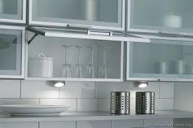 White Kitchen Cabinets With Glass Doors Best Decorative Glass Kitchen Cabinet Doors Modern White Kitchen