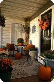 How To Decorate Home For Halloween Halloween Deck Decorating Ideas