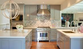 herringbone kitchen backsplash isd project herringbone backsplash from asher grey marble