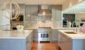 herringbone kitchen backsplash isd project herringbone backsplash from asher grey marble