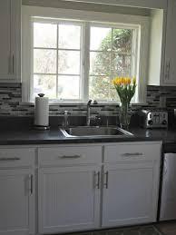 kitchen stick on backsplash diy peel stick kitchen backsplash wife in progress