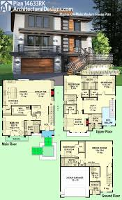 cool ultra modern home floor plans pictures best image engine