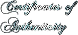 how to make a certificate of authenticity for artwork artpromotivate