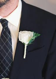 Wedding Boutonniere Silk Corsages Boutonnieres Silk Flowers At Afloral Com